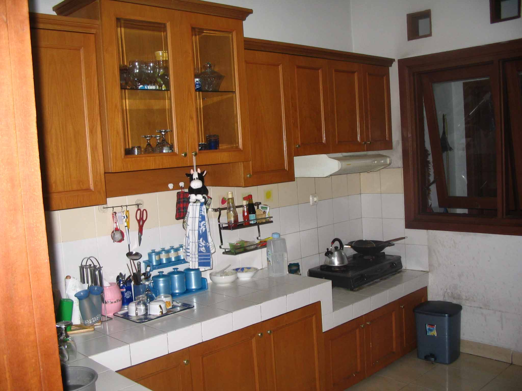 kitchen set dapur furniture mebel interior