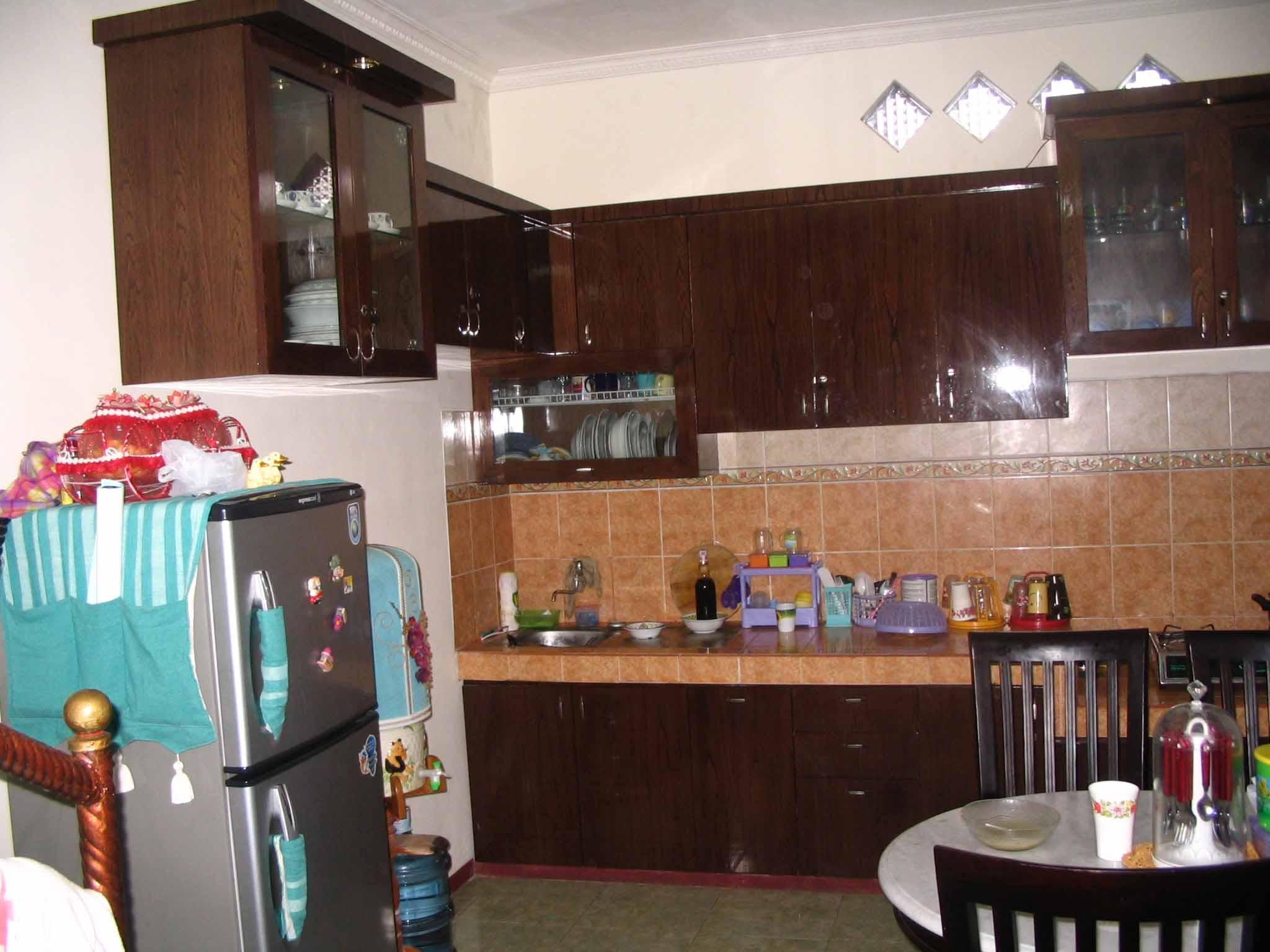 Kitchen Set Dapur Furniture Mebel Interior Arsitektur