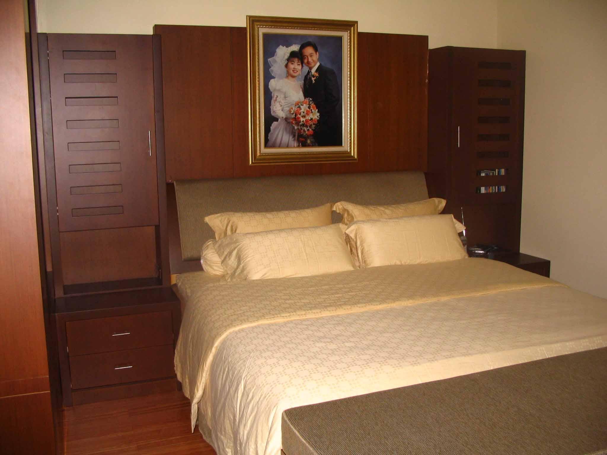 Kamar tidur, furniture mebel interior arsitektur renovasi design rumah